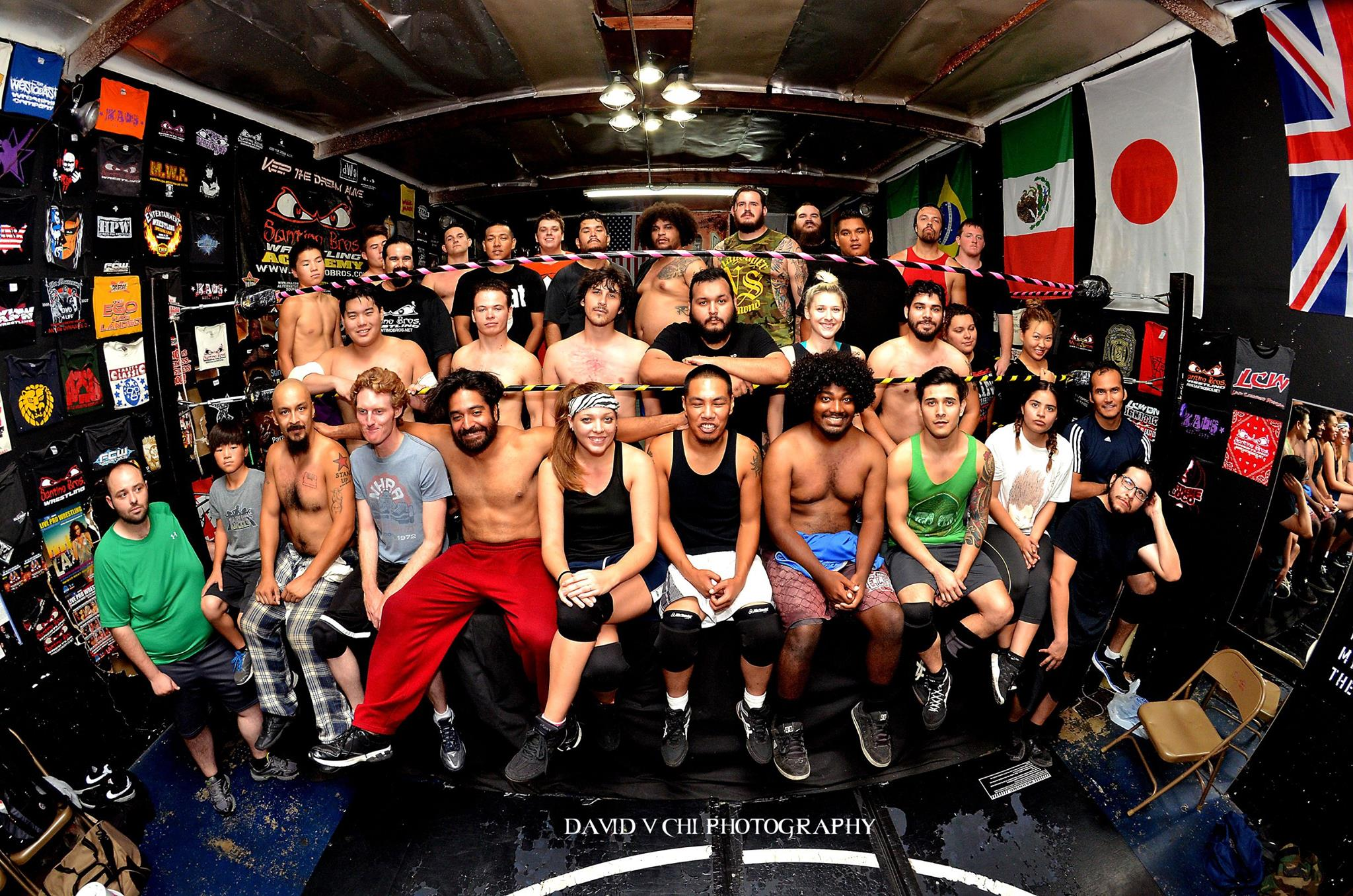 About Santino Bros  – Santino Bros  Wrestling